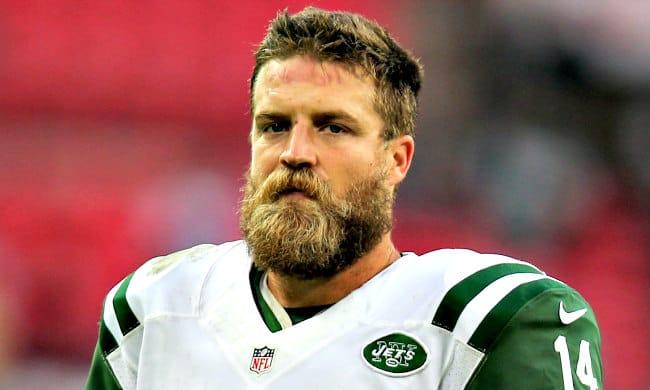 Ryan Fitzpatrick beard