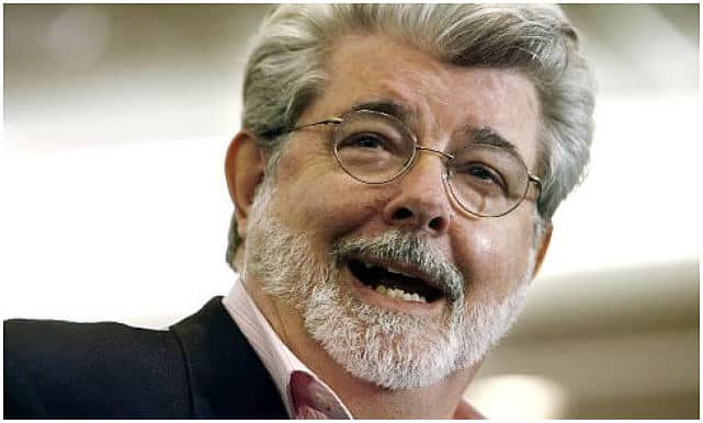 george lucas beard