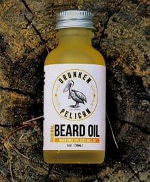 top beard oil product the drunken pelican