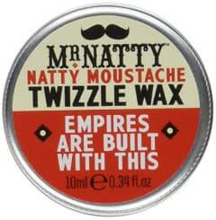 small tin of mr nattys twizzle wax