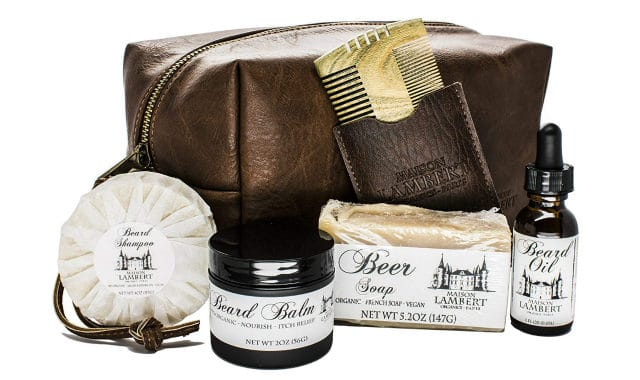 maison lambert beard kit