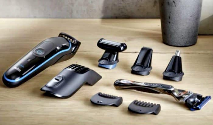 Braun Multi Grooming Kit MGK