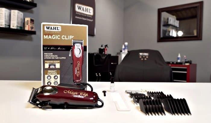 wahl magic clip
