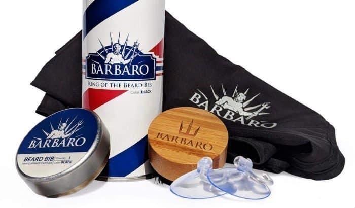 barbaro beard shaving cape