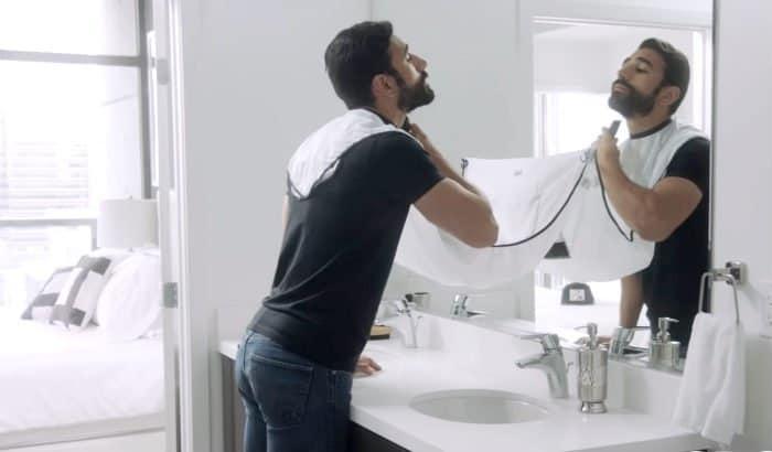 beard king beard bib