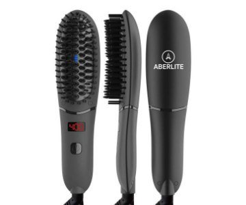 aberlite small beard straightener