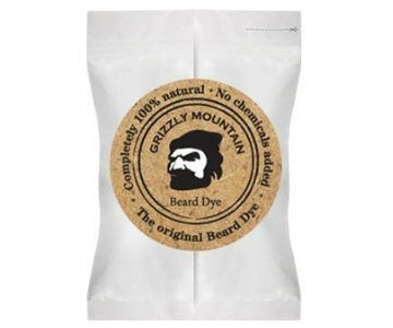 grizzly mountain organic beard dye