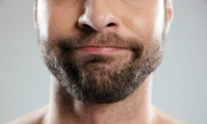 thick beard coverage