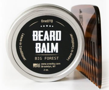 big forest beard balm