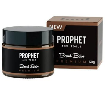 prophet and tools premium beard balm
