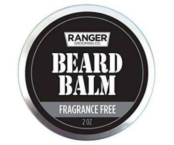 ranger grooming beard balm
