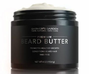 vegan beard butter