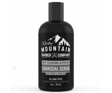 rocky mountain beard scrub