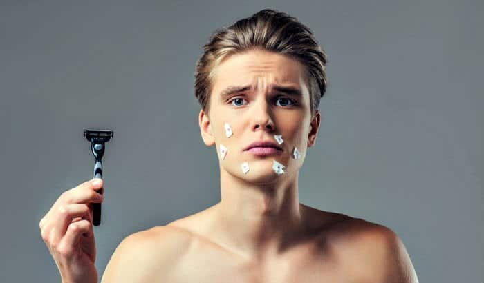 shaving can cause beard acne