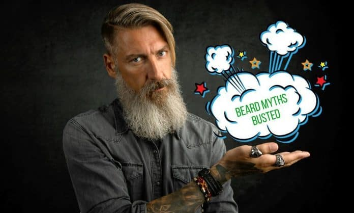 beard myths busted feature image
