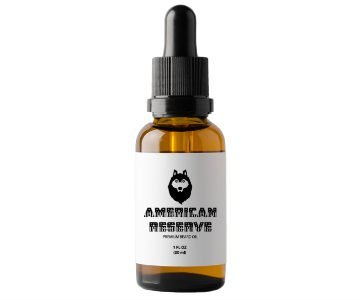 huskybeard american reserve beard oil