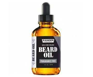 ranger unscented beard oil