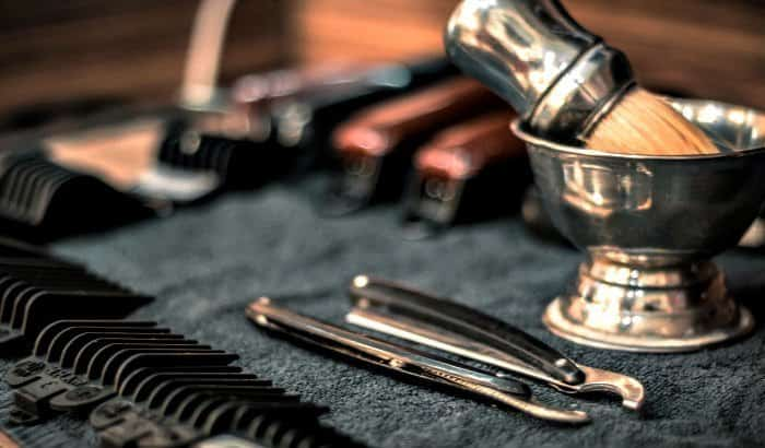 shaving equipment