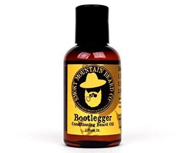 smoky mountain beard co bootlegger beard oil