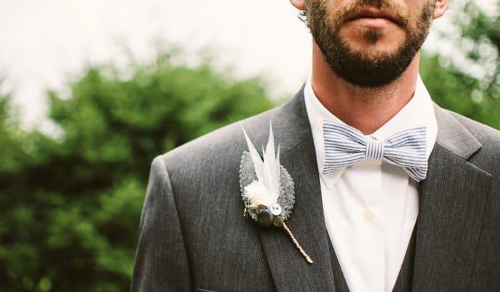 wedding beard