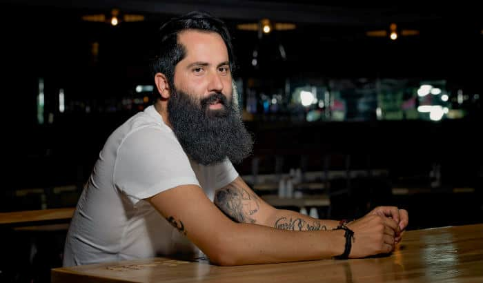 beard of 365 days