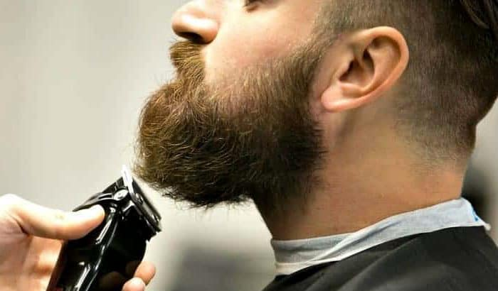 how to trim and shape a garibaldi beard