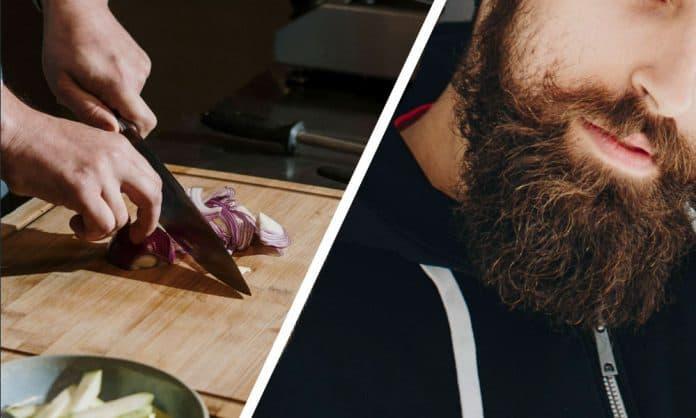 onion juice for beard