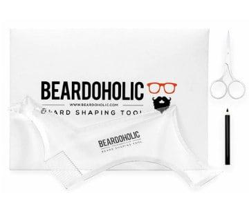 beardoholic beard shaping tool