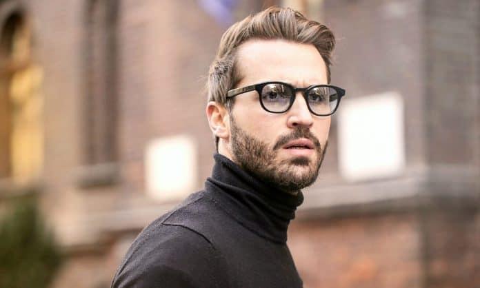 heavy stubble beard style featured image