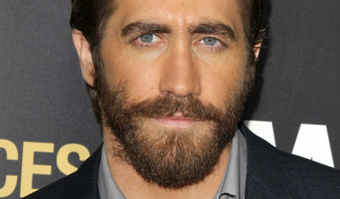 jake gyllenhaal most common beard style