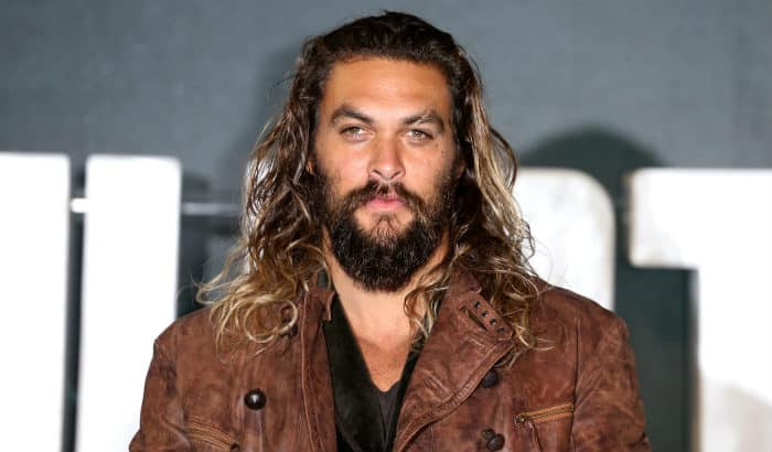 jason momoa patchy ducktail beard