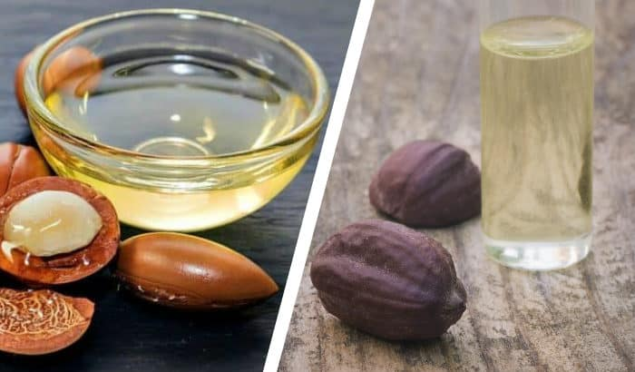 jojoba oil vs argan oil