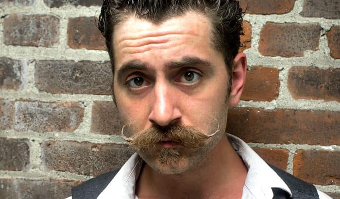 hungarian mustache