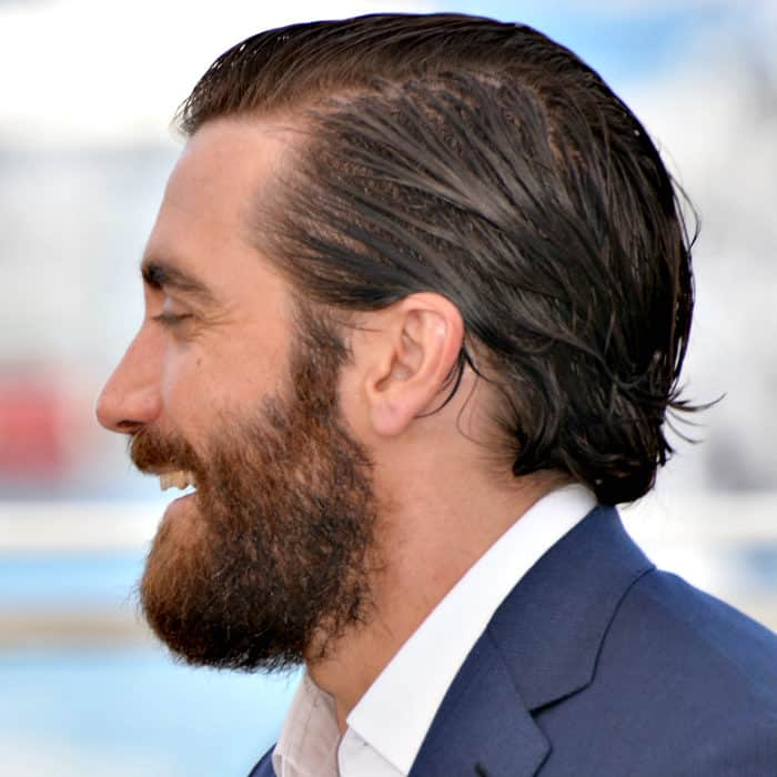 jake gyllenhaal natural full beard