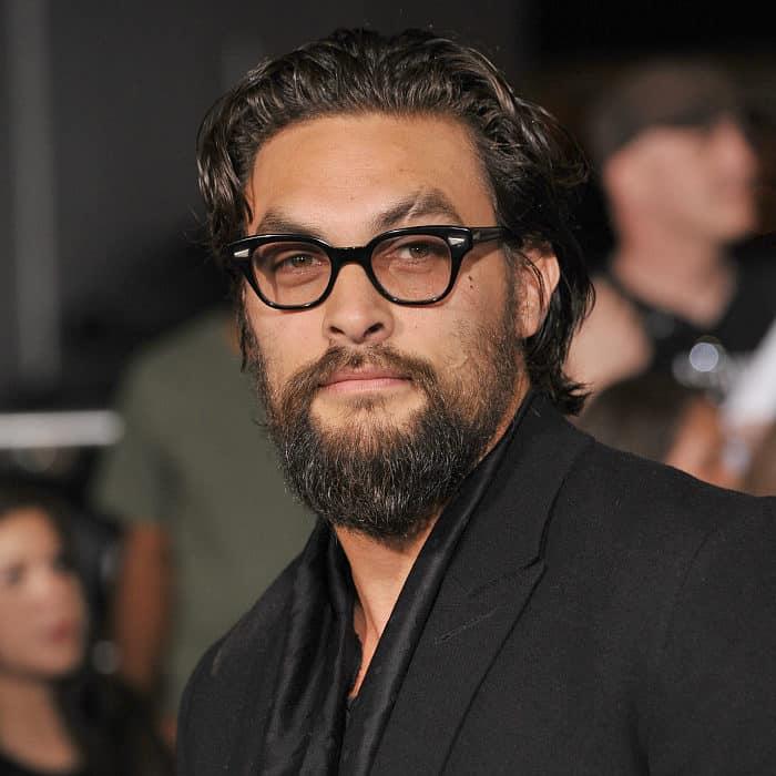 Jason Momoa Beard Grow Copy The Great Styles Of Aquaman
