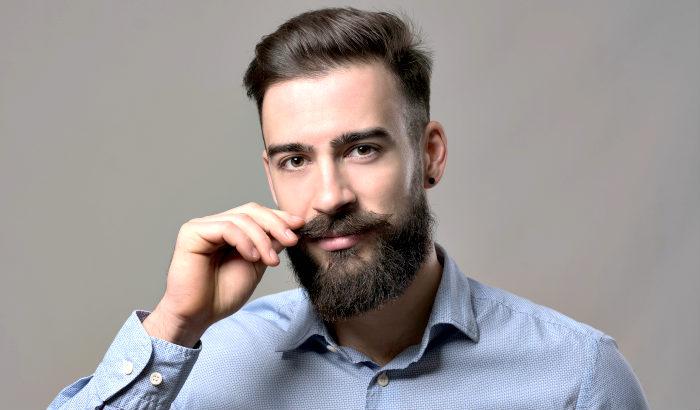 small hungarian mustache