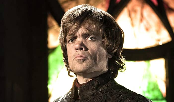 tyrion lannister face shape