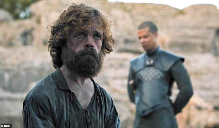 tyrion with bushy beard